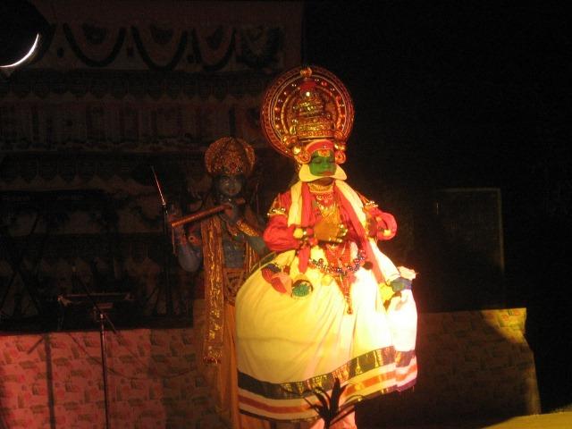 индийский театр Катхакали