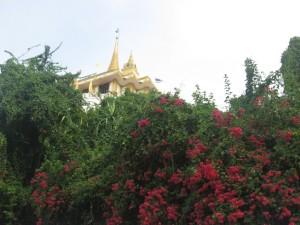 Храм Золотой Горы