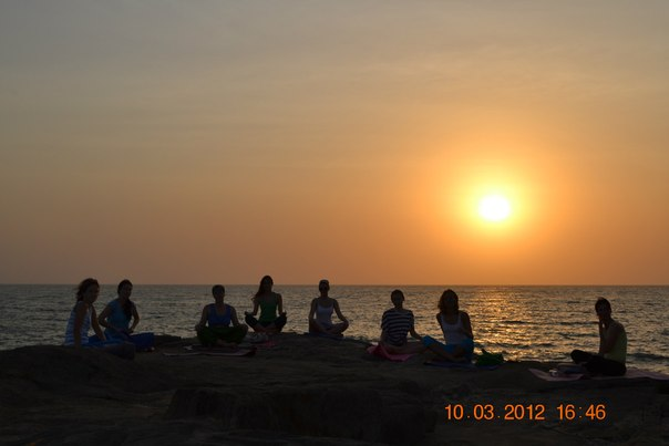 индия йога гоа