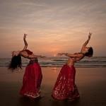 танец мандала