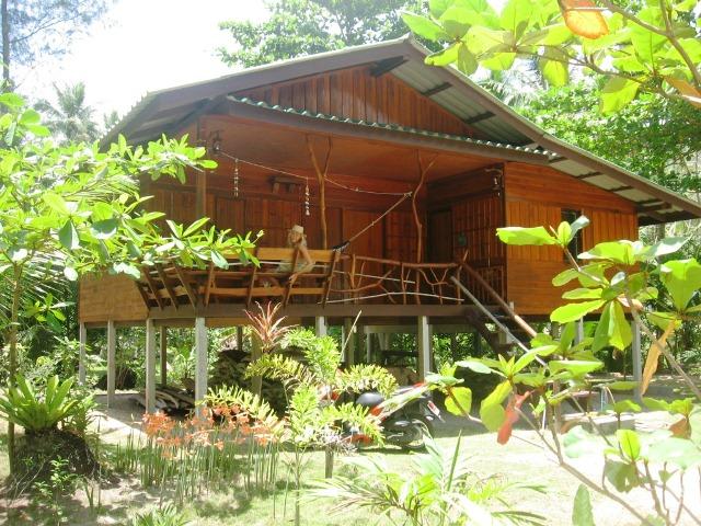 аренда дома на пангане