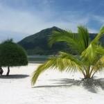 ко панган пляж малибу