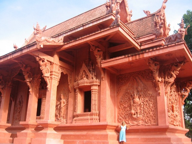 Храм Сила Нгу