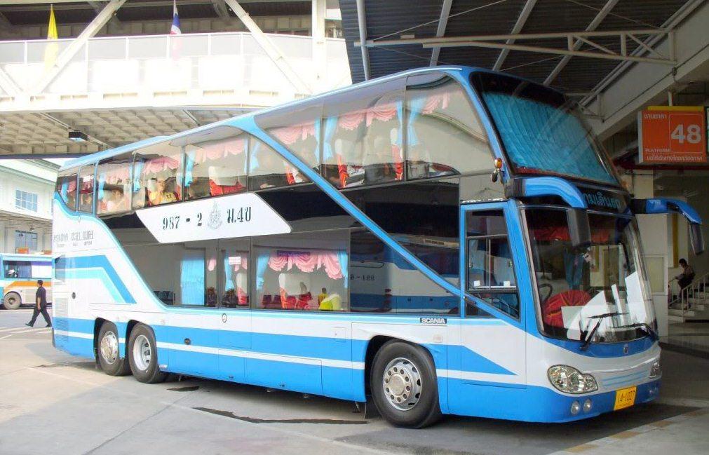 автобус бангкок самуи