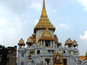 Храм Ват Траймит  или Храм Золотого Будды