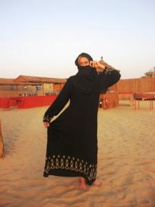 фото в костюмах джип сафари эмираты
