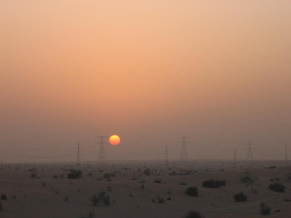 закат джип сафари эмираты