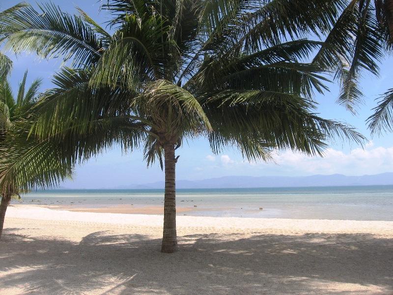 пляж Бан Тай остров Панган