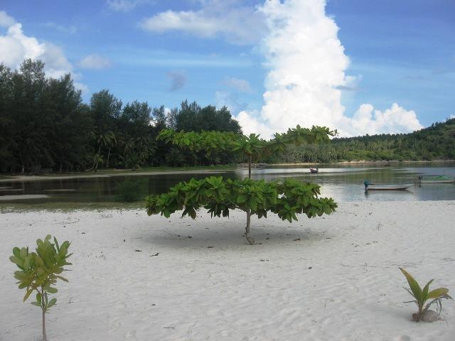 Малибу пляж