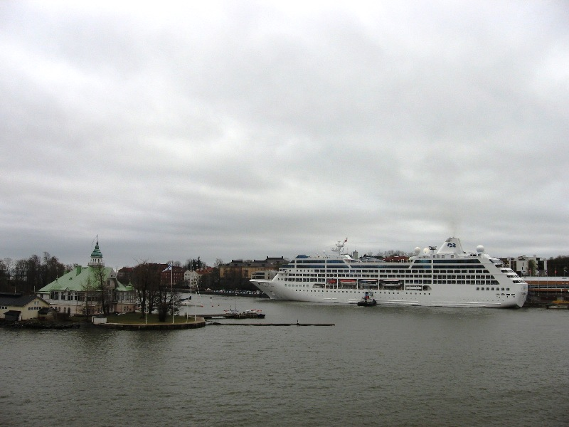 Наш паром Хельсинки Швеция