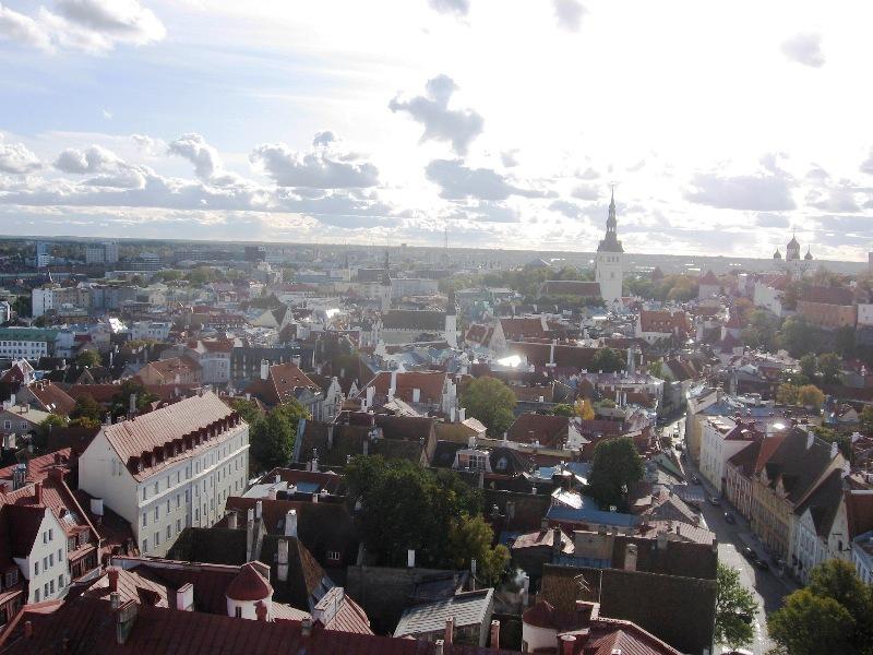 В Таллин на выходные