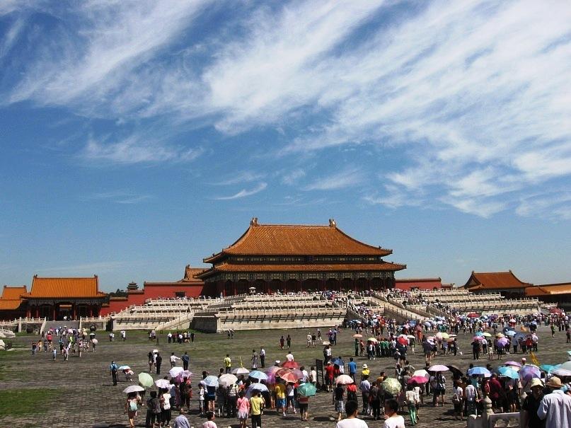 знакомство с китаем и китайцами