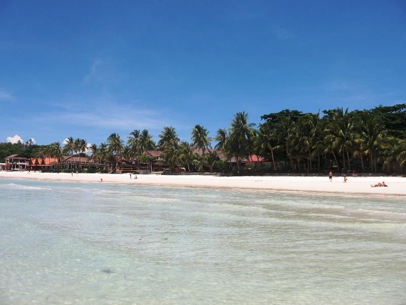 пляж Хаад Рин остров Панган