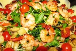 новогодний салат 2014