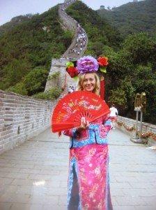 Китайская стена, Пекин, Хайнань