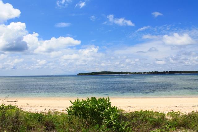 Пляжи Гили Эйр