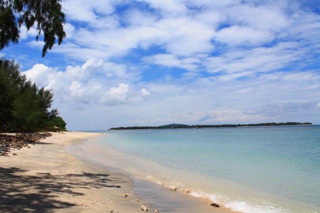 Пляж Гили Эйр