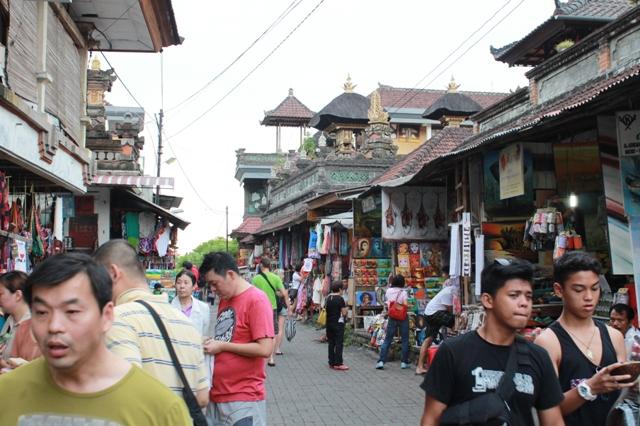 рынки в Убуде