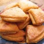 рецепт творожного печенье