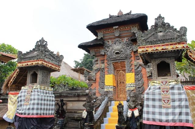 храмы в Убуде