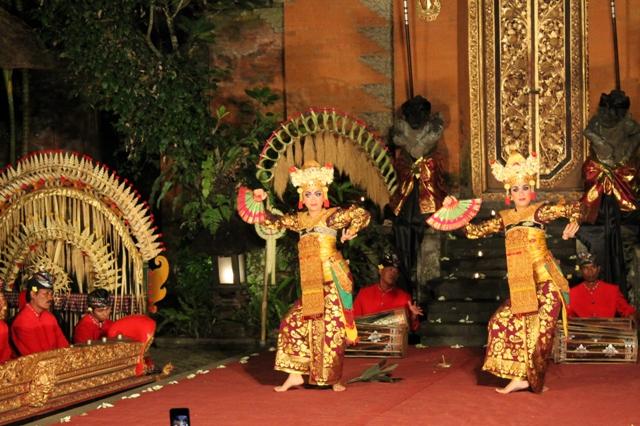 баллийские танцы