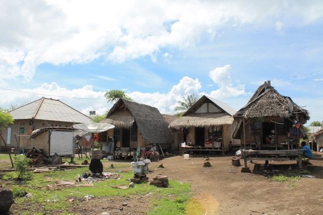 местное население травангана