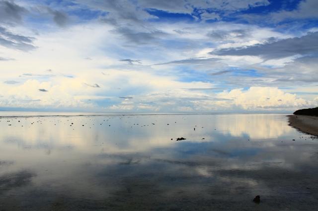 западное побережье травангана
