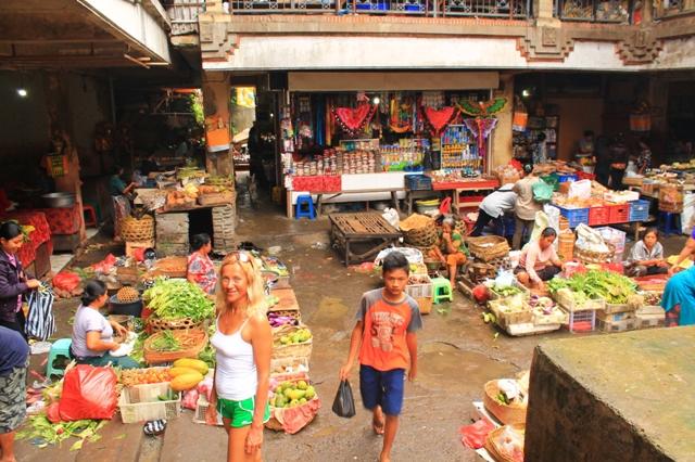 фруктовый рынок убуд