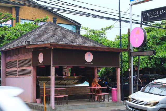 Бали мороженое Санур
