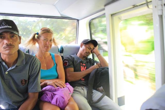 транспорт Бали