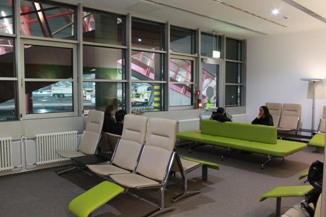 Берлин аэропорт Тигель стыковка