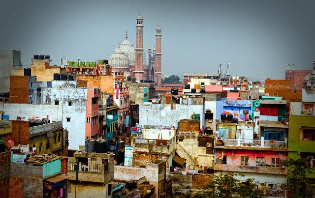 Дели Индия