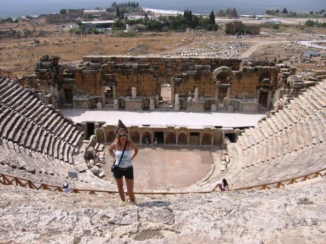 Эфес Троя Турция