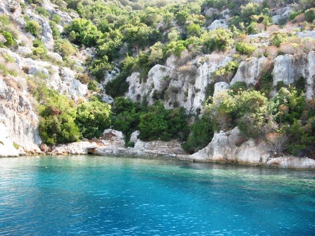 Турция остров Кекова