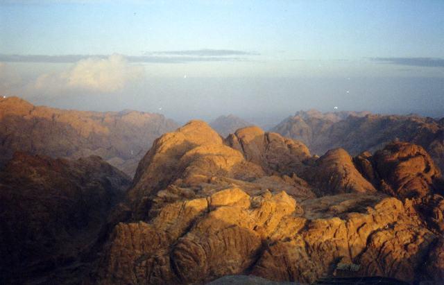 Египет гора святого Моисея