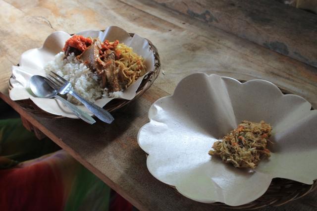 Бали еда в Индонезии
