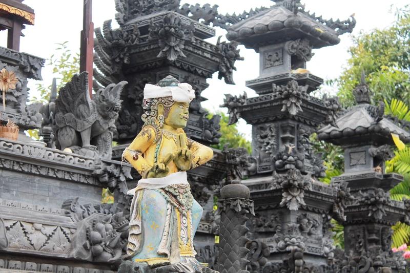 Бали храмы Индонезии