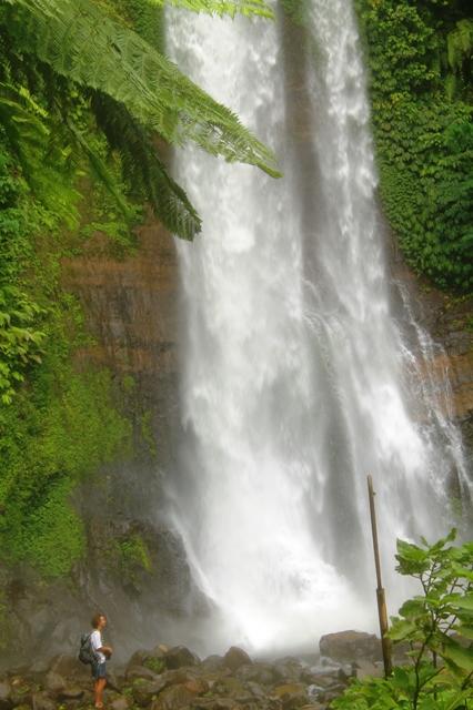 водопад Гит Гит Бали