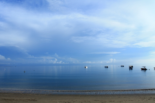 лучший пляж Бали