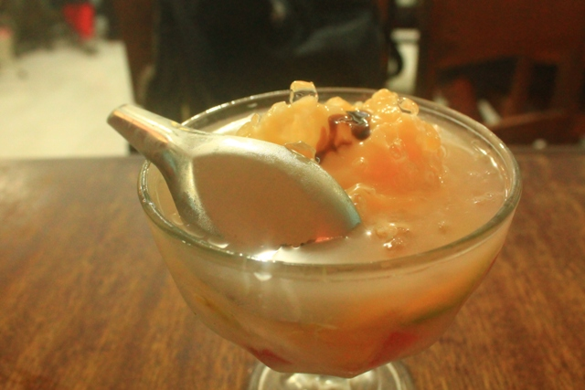 десерт айс коконат Бали
