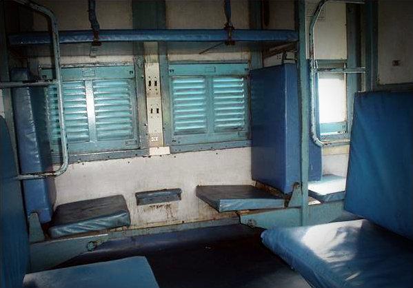Sleeper вагон