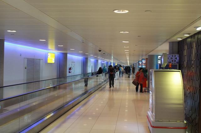 аэропорт Абу - Даби