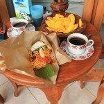 дешево поесть на Бали