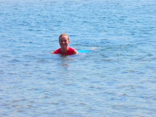 Ганга купание