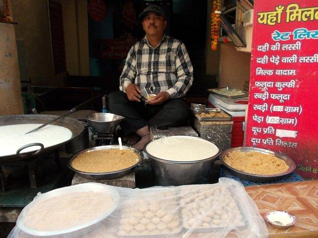 молочная сладость индия
