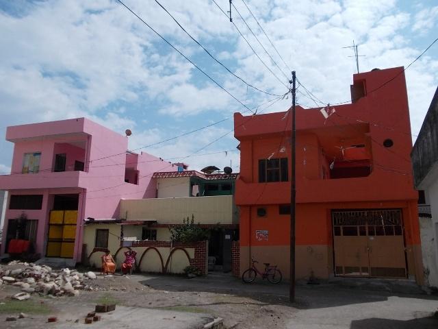 веселые домики Индия