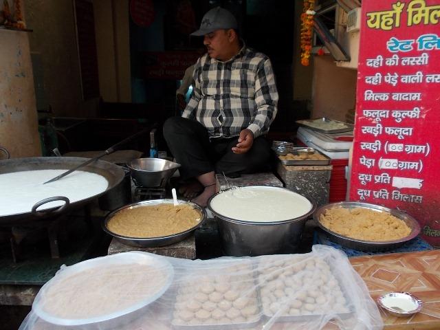 индийские сладости