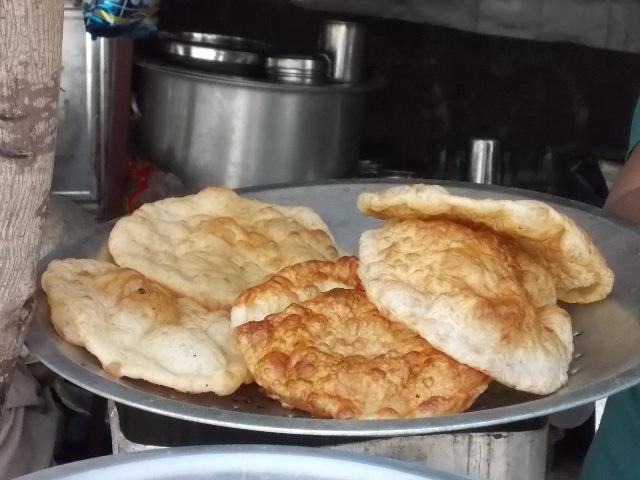 выпечка в Индии
