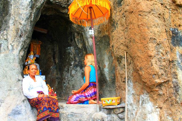 храм ганге на бали