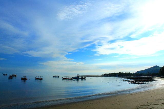 пляжи пемутеран виды